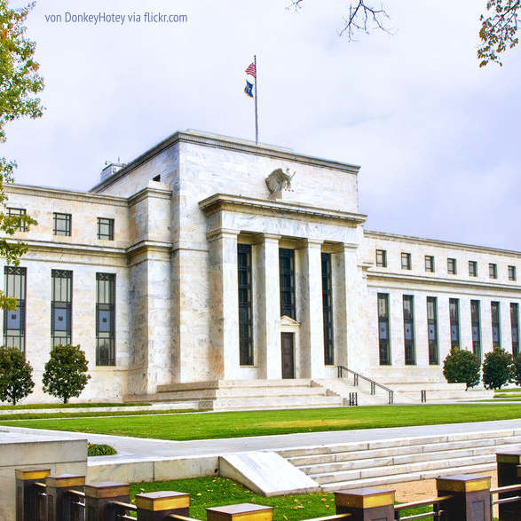 Fed Entscheidung