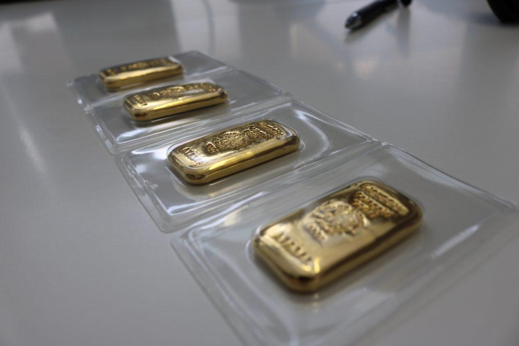 Günstig online Goldbarren kaufen