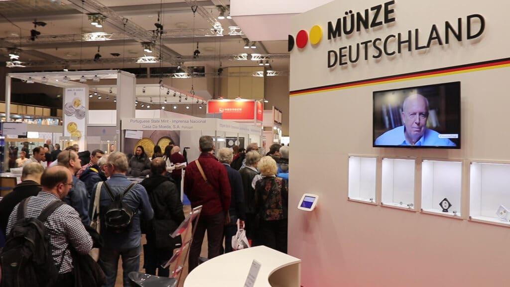 2020 01 31 Muenze Deutschland Schlange1