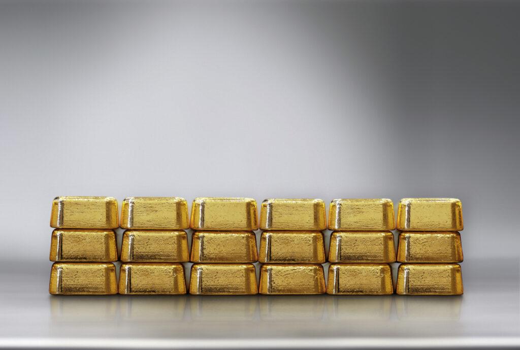 Gold (12,5kg Standardbarren) 5 (12,5 Kg Standard Bar) (6)