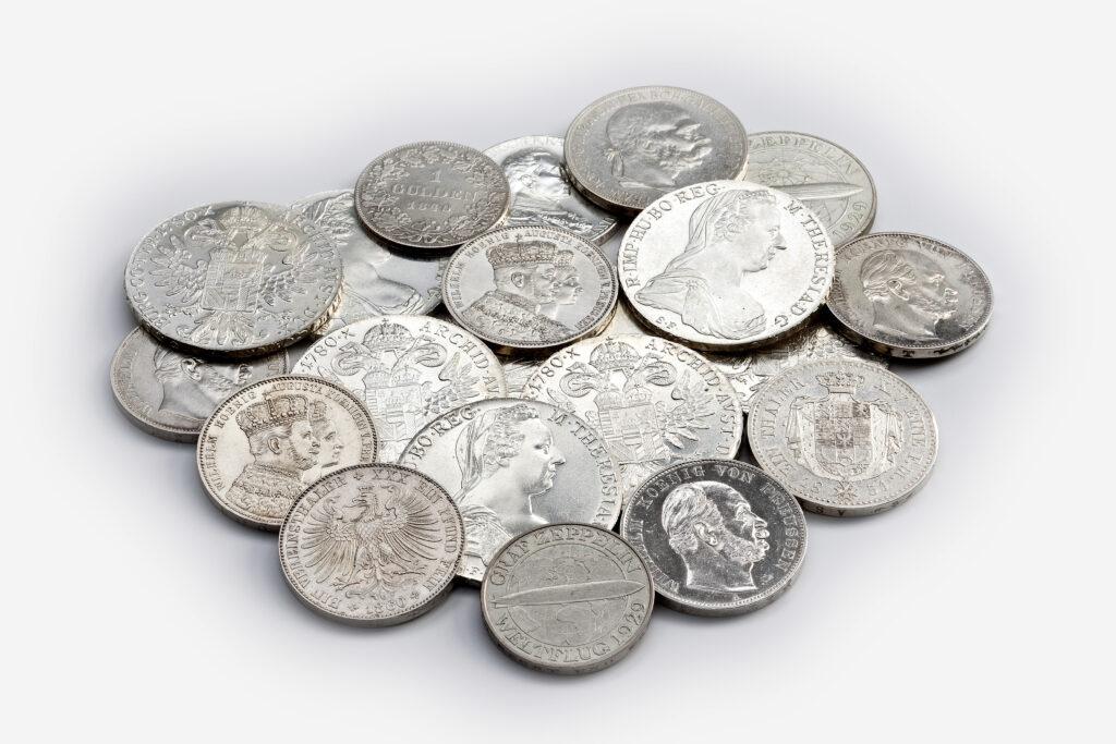 Silber Silver (10)