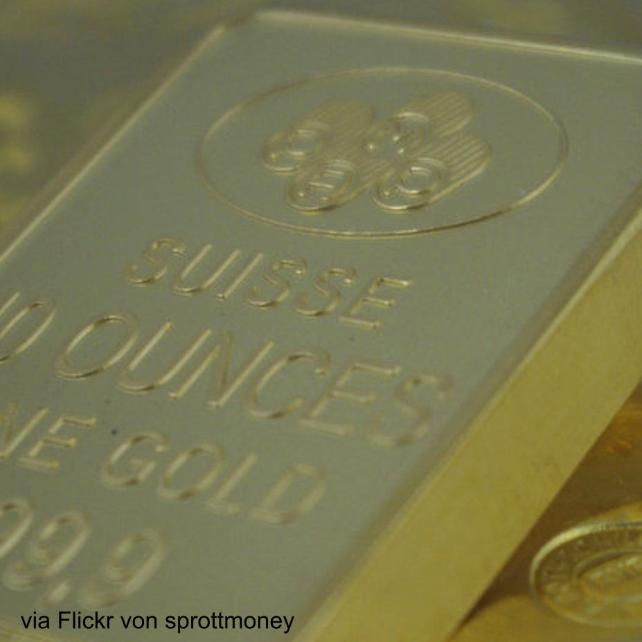 Bundesbank Gold Barren